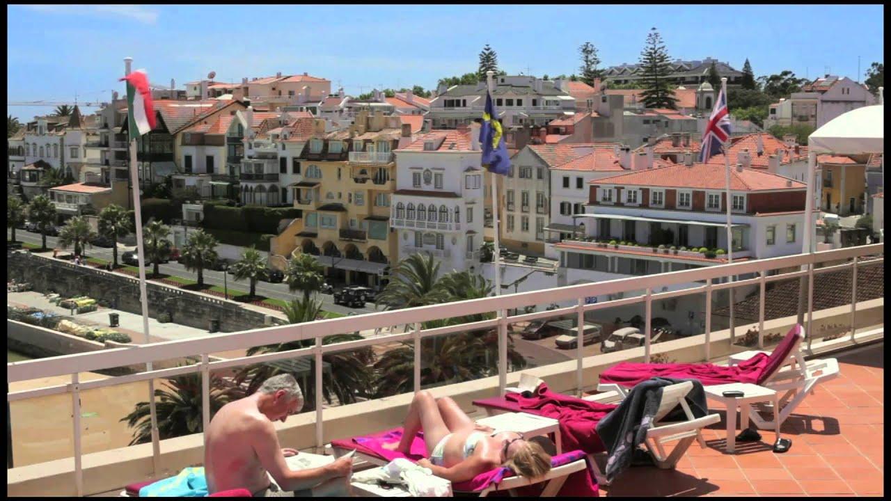 Hotel Baia Cascais : Hotel baia cascais portugal youtube