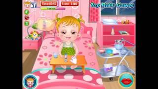 Бесплатные игры онлайн  Baby Hazel Stomach Care  Малышка Хейзел Болезнь, игра для детей(БЕСПЛАТНАЯ, ОДНА ИЗ ЛУЧШИХ ОНЛАЙН - ИГР: http://beautyshopinfo.com/panzar., 2014-09-01T10:08:29.000Z)