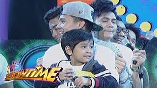 It's Showtime Cash-Ya: Little Tristan is Team Vice's lucky charm
