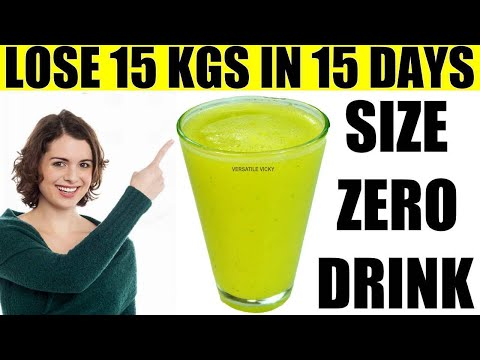 size-zero-drink-|-lose-30-lbs-in-15-days-|-lose-15-kgs-in-15-days