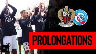 Nice 1-0 Strasbourg : prolongations