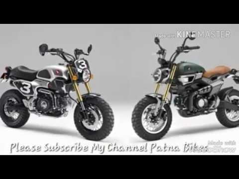 2018 honda monkey. unique 2018 the all new honda monkey 125 cc 2017 coming soon in india for 2018 honda monkey
