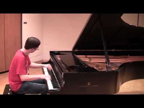 Thumbnail for FLC student Adam Swanson plays the Maple Leaf Rag