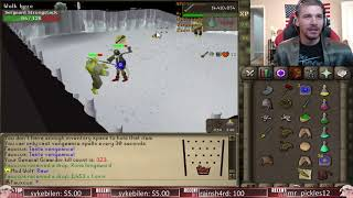 When Emilyispro subs to you | Faux | Mr_Mammal - BEST OF RUNESCAPE TWITCH HIGHLIGHTS #206