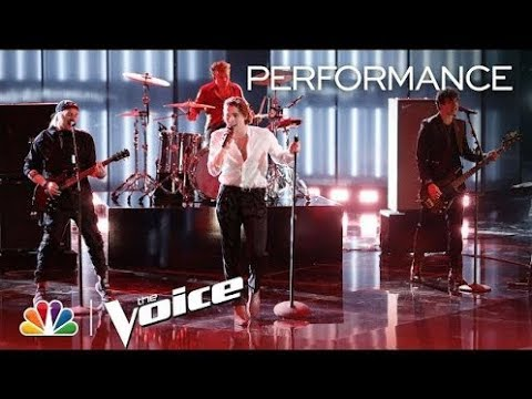 5 Seconds Of Summer - Youngblood Live At The Voice 2018
