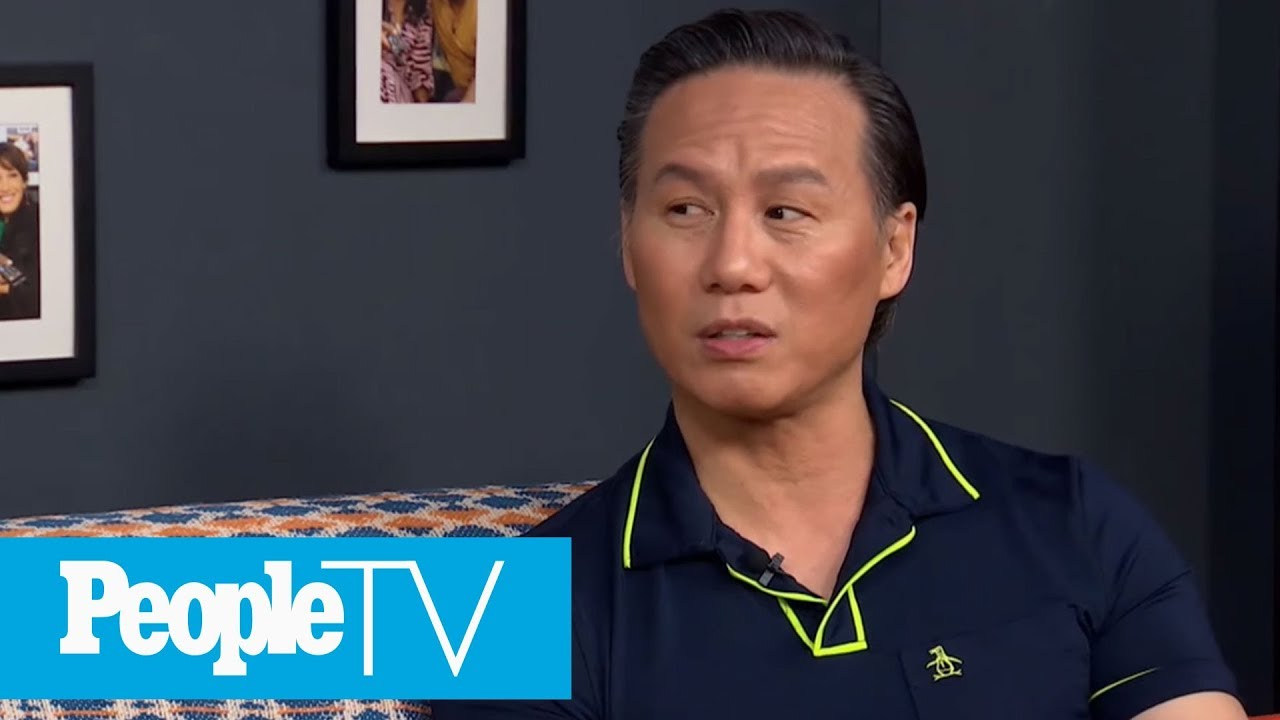 BD Wong Figured Out His 'Mr. Robot' Character By Season Four | PeopleTV