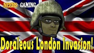 Doraleous London Invasion! - BF4