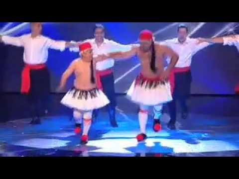 Stavros Flatley: Greek Dancers - Britain's Got Talent 2009 - Semi-Final 3