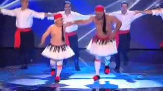 Stavros Flatley: Greek Dancers - Britain's Got Talent 2009 - Semi-Final 3