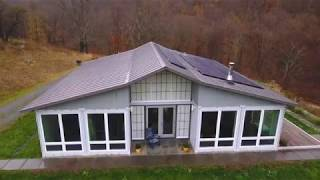 Callicoon Center Custom Shipping Container House