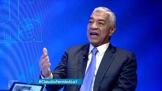 Claudio Fermín: Lo que legitima a un Gobierno en cualquier país son sus ciudadanos 1/5