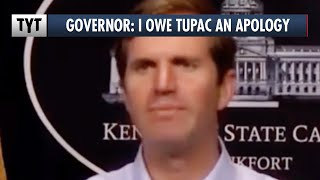 Governor Apologizes To Tupac Shakur