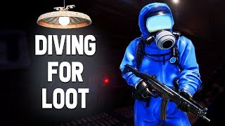 DIVING for LOOT - Living Off The Loot S3 #9 | Rust