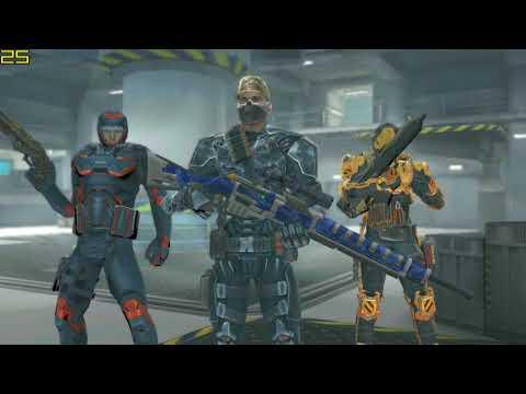 Modern Combat 5VN: bình luận nhảm nhí về Class Sniper :))))))))