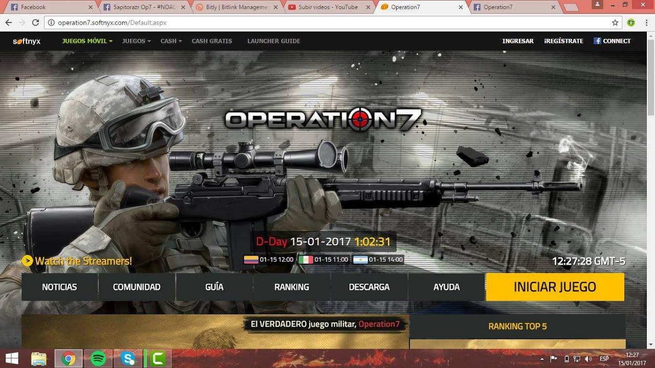 operation 7 jugar descargar musica
