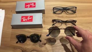 Где производят очки Ray-Ban - Обзор