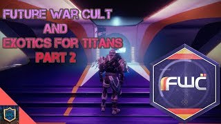 Destiny 2 Exotics For Titans   Exotic Armor & Exotic Weapons   Gameplay & Tips For Sunbreaker Build