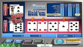 Video Texas Hold