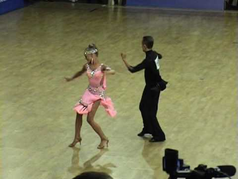 German Pugachev & Ariadna Tishova, Samba, Final, Junior II Open Latin, Moscow Championship - 2016