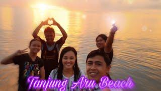 Download Cantiknya matahari terbenam di Pantai Tanjung Aru #Sunset