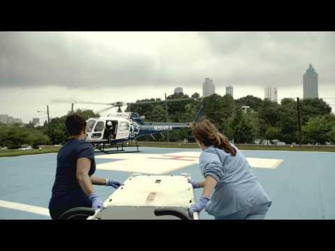 Trauma TV commercial
