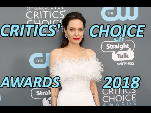 Angelina Jolie at the 23rd Critics