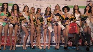 Miss Blumare 2018 Miss Trissino Sfilata in Bikini e Premiazioni