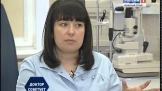 Доктор советует: глаукома и ее лечение