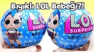 LOL Erkek Bebeğim Bıyıklı Çıktı! Fake LOL Boy Serie | Zep