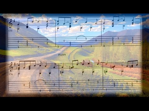 Tommy Emmanuel - Endless Road (tabs & sheet music)