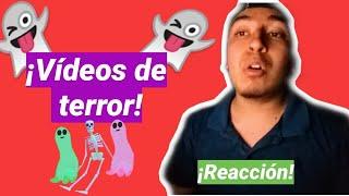 ¡5 VÍDEOS DE TERROR REALES EN MÉXICO! Reacción!.. 👻👻😃👌