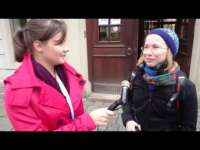 Volební neděle Německo I
