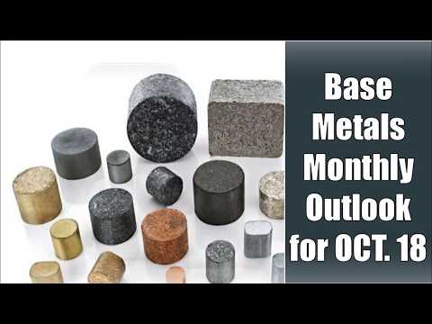 Aluminium Future October 2018 | Mcx Base Metals Chart Analys