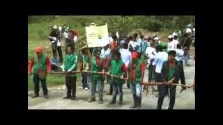 Himno de la Guardia Indígena - CRIC - Cauca - 2014
