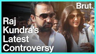 Raj Kundra's Latest Controversy