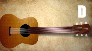 classical guitar tuning - standard, a4 at 440hz