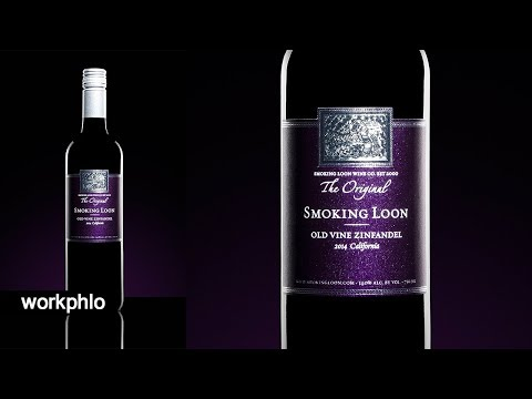How To Photograph Wine Bottles | Bold Look