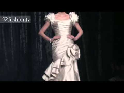Wedding Gowns by Ian Stuart 2013  White Gallery Bridal Collections, London _ Bridal Fashion Videos _