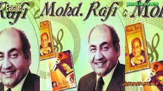 mohammad rafi sad songs-   M Rafi Hits With Eagle Jhankar