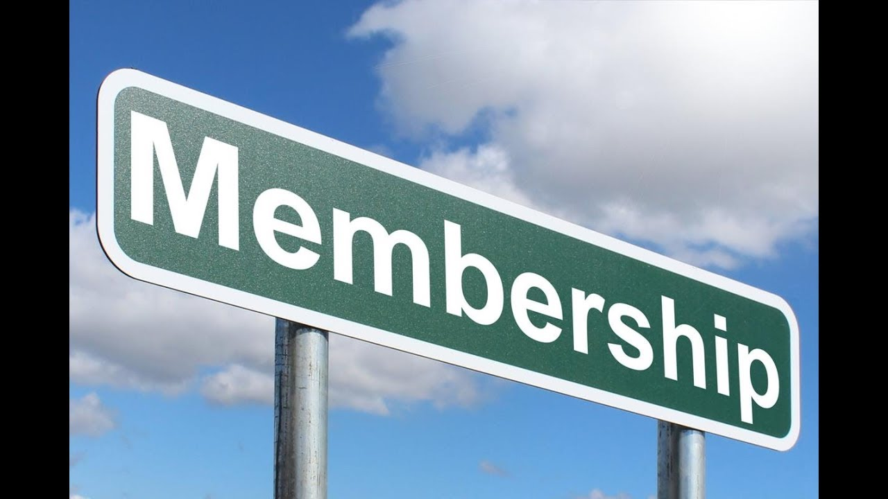 Membership Method  Membership Sites Available For Pickup