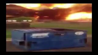 EXPLOSION -Waco Texas!  MISSILE Attack?? CHECK THIS OUT!