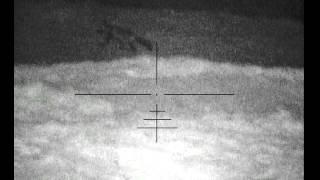 Pitch Black Night Vision Footage 9