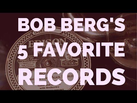 Bob Berg Reveals his Five Favorite Recordings