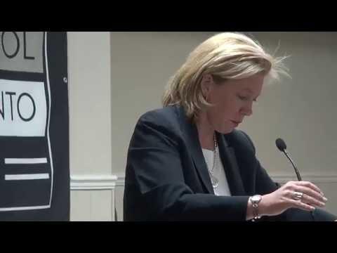 Sacramento County District Attorney Debate, Ann Marie Schubert vs Todd Leras at Lincoln Law School