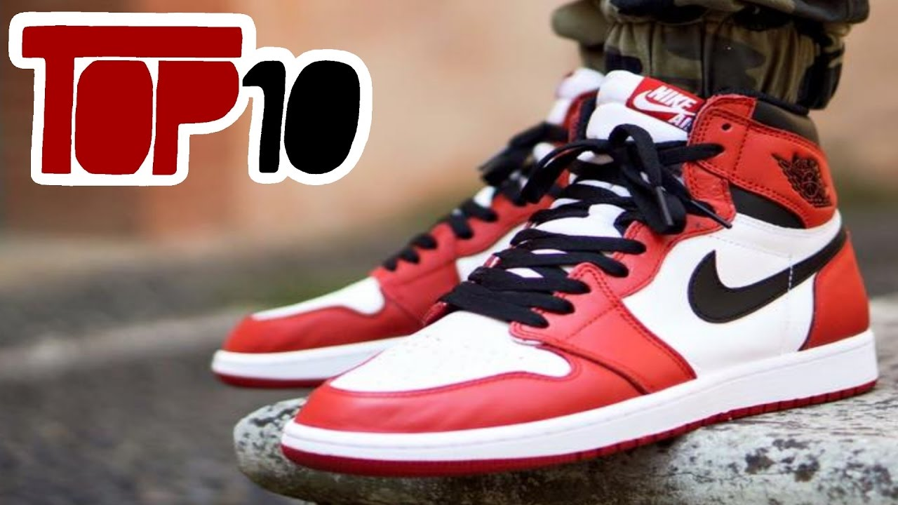 Top 10 Best Looking Air Jordan Retro Shoes On Feet