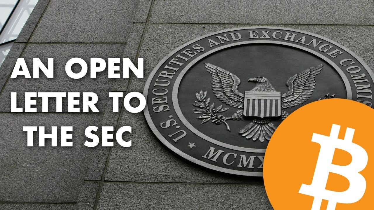 Картинки по запросу An Open Letter to the SEC about Bitcoin ETFs