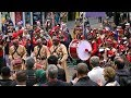 ROYAL ARMY OF OMAN PIPE BAND PERFORM AT GLASGOW'S PIPING LIVE FESTIVAL 2018 PART 2