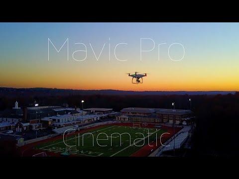 DJI MAVIC PRO Cinematic Video Test!!! [4K]