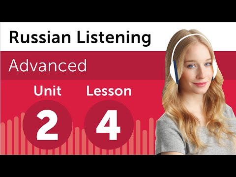 Russian Listening Comprehension - Getting to the Airport in Russia