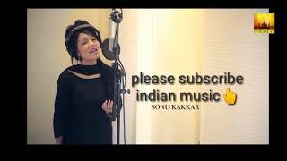 Tu Jo nahi hai song ||New version ||sonu kakker